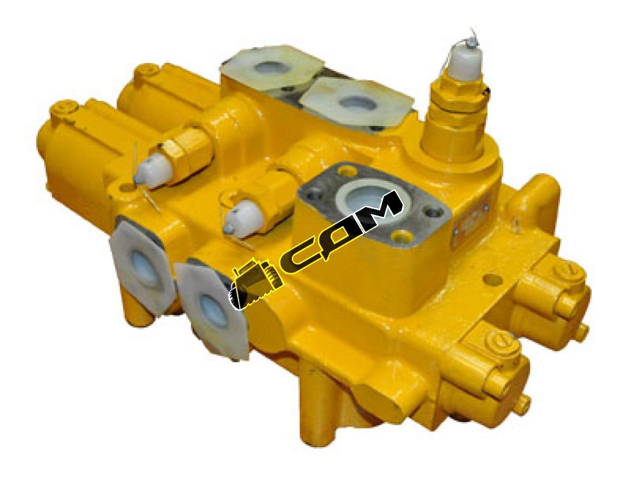 Клапан двойной вводный управляющий гидросистемы (джостиковое управление) D32.2/LG50EX.07.04 D32.2/LG50EX.07.04/601422